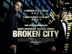 Broken City 2013 movie